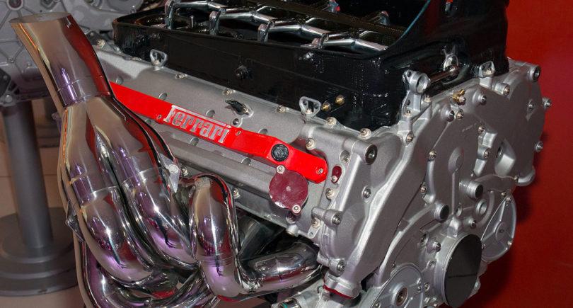 Ferrari's Most Alluring F1 Engines