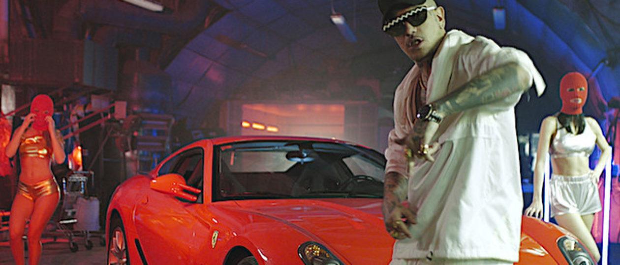 """""""I want a Ferrari"""" Greek Rapper SNIK makes his desires known…"""