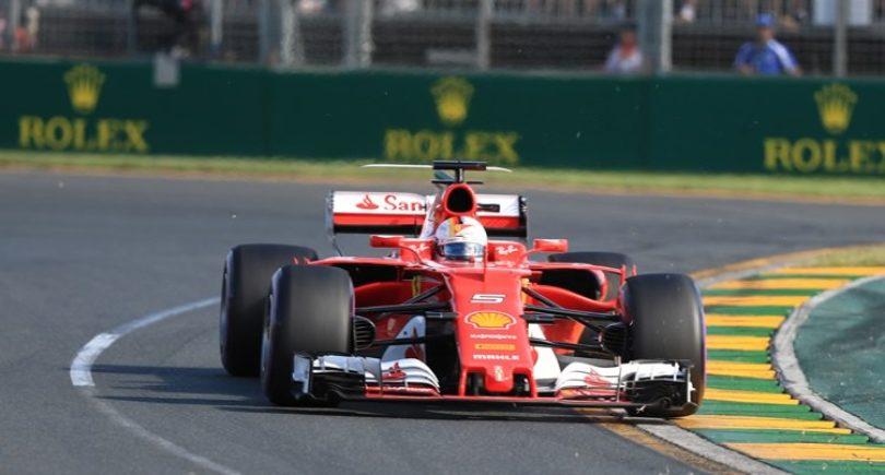 Vettel Victorious at the 2017 Australian Grand Prix